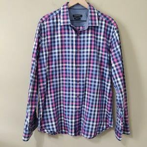 Bugatchi | Shaped Fit Button Down Shirt